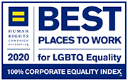 Human Rights Campaign 2020 Best Places to Work